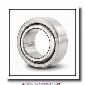 3.5 Inch | 88.9 Millimeter x 5.5 Inch | 139.7 Millimeter x 5.25 Inch | 133.35 Millimeter  RBC BEARINGS B56-EL  Spherical Plain Bearings - Radial